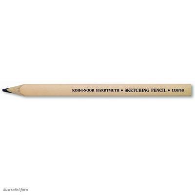 KOH-I-NOOR Tužka na skicování 1538/6B