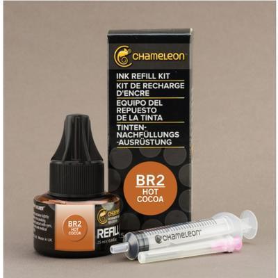 Chameleon náplň 25 ml - Hot Cocoa - BR2