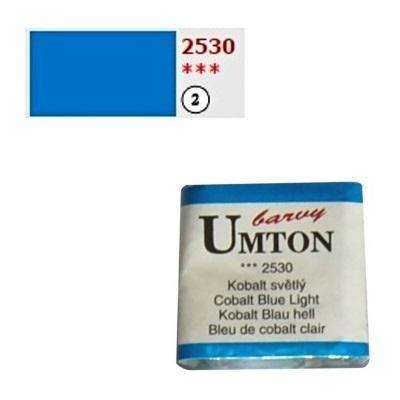Akvarelová barva 2,6ml - Kobalt světlý - 1