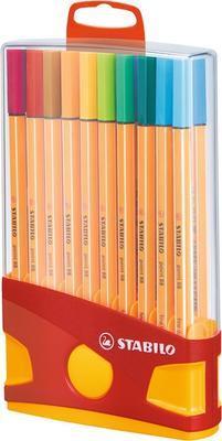 Stabilo point 8820-03 Set ColorParade - 20 ks - 1