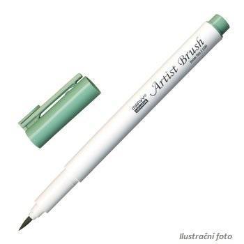 Marvy Artist Brush Popisovač  - vavřínově zelená