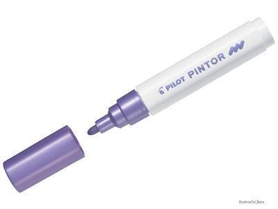 Pilot Pintor dekorační popisovač, Medium - metalická fialová / 4076-038