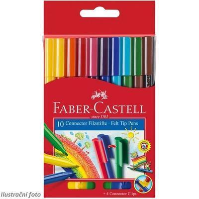Faber-Castell Popisovače CONNECTOR - 10 ks - 1