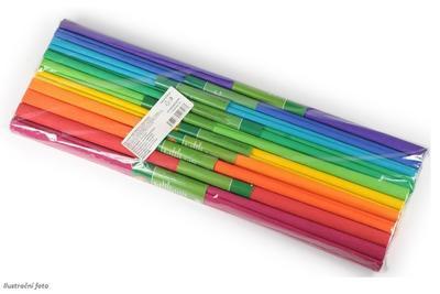 Koh-i-noor Krepový papír 9755/38 souprava mix 4 (10 barev)
