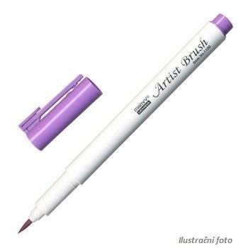 Marvy Artist Brush Popisovač  - bledě fialová