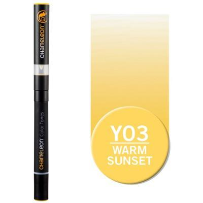 Chameleon Color Tones  Warm Sunset - YO3 - 1