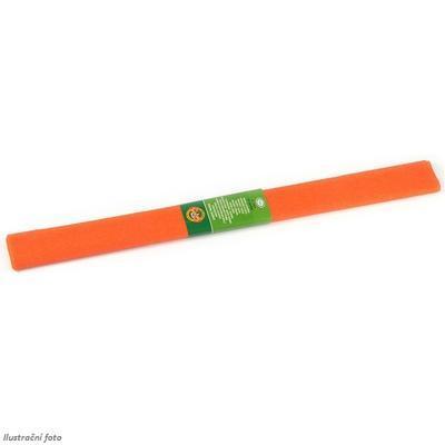 Koh-i-noor Krepový papír 9755/12 - oranžový tmavý