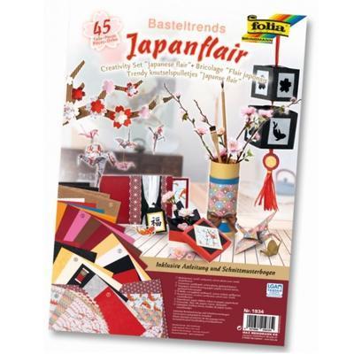 Kreativní sada - Japonský styl, 45 dílů - 1