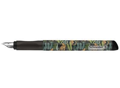 Bombičkové pero Schneider VOICE - Jungle black - 1