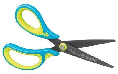 Nůžky Griffix pro leváky - špičaté - 1