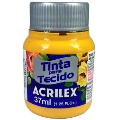 Acrilex Barva na textil 37ml - zlatý okr 573 - 1