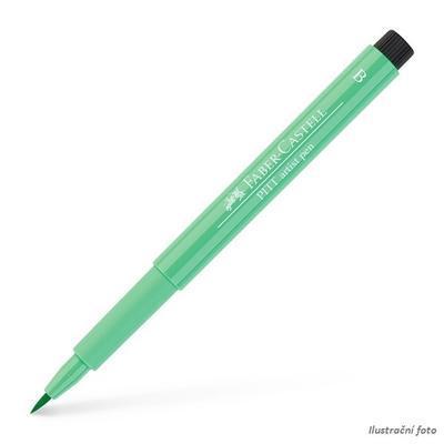 Faber-Castell PITT Artist Pen B - světlý ftalo zelený č. 162 - 1