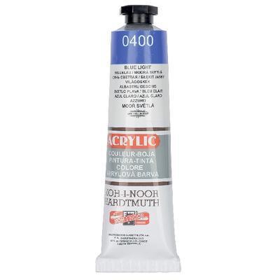 Akrylová barva Acrylic 40 ml č.0400 - modř světlá