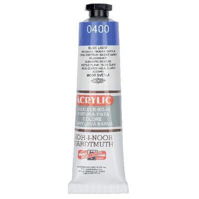 KOH-I-NOOR Akrylová barva Acrylic 40 ml č.0400 - modř světlá
