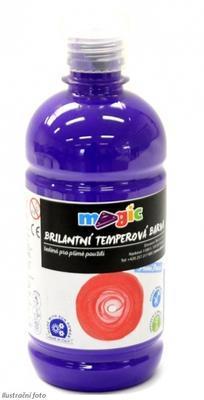 Temperová barva Magic 500 ml - Fialová
