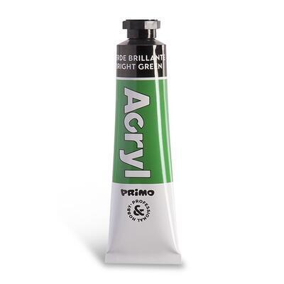 Akrylová barva PRIMO 18 ml - zelená