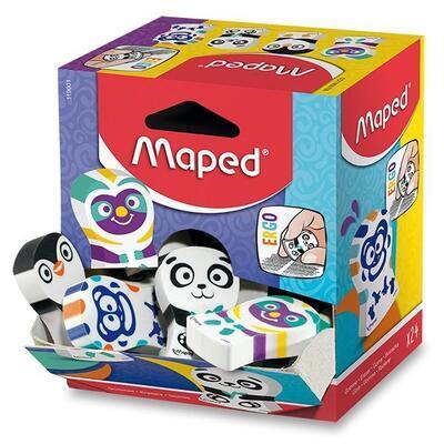 Pryž MAPED Ergo Fun, mix motivů - 1