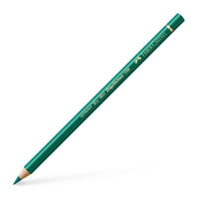 Faber-Castell Pastelka Polychromos - tmavě zelená č. 264