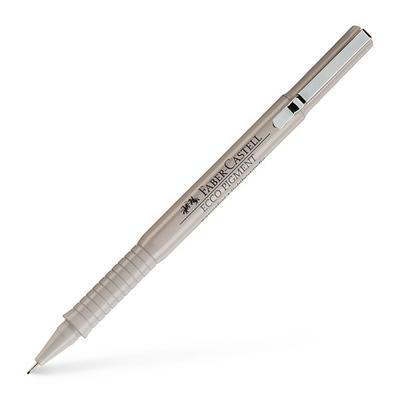 Faber-Castell Popisovač ECCO PIGMENT - 0,7mm černý - 1