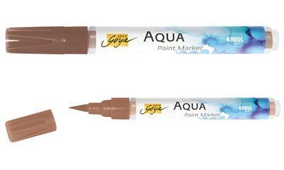 Aqua Marker SOLO GOYA - tmavě hnědá