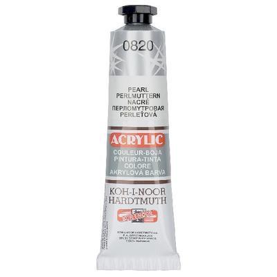Akrylová barva Acrylic 40 ml č.0820 - perleťová