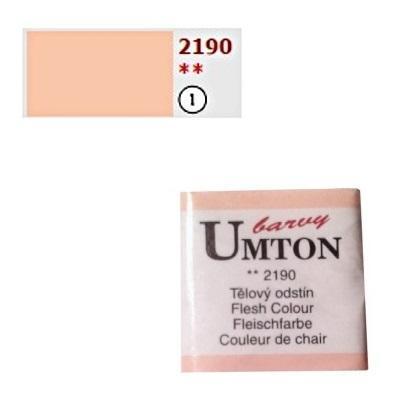 Akvarelová barva 2,6ml - Tělový odstín - 1