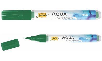 Aqua Marker SOLO GOYA - olivová zelená