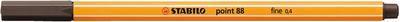 Stabilo Point 88/65 - žlutohnědá - 0,4mm - 1