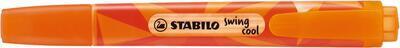 Stabilo Swing Cool ColorMatrix  Zvýrazňovač - oranžový - 1