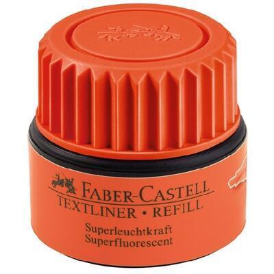 Faber-Castell Náplň 1549 do zvýrazňovačů Textliner a Grip - oranžová - 1