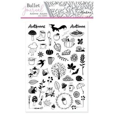 Stampo Bullet Journal - Podzim - 1