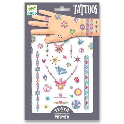 Djeco Tetování - Na parádu - 1