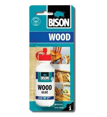 Lepidlo Bison Wood 75g