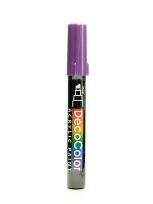 Popisovač MARVY  DecoColor Acrylic - metalická fialová