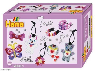 Hama Midi - Malý svět - Módní doplňky, 2000 ks - 1
