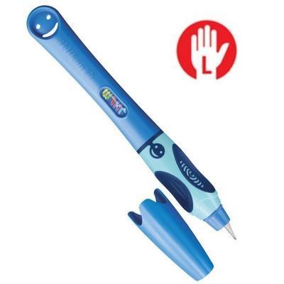 Pelikan Bombičkové pero Griffix 4 pro leváky - světle/tmavě modré - 1