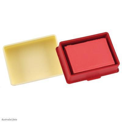 Koh-i-noor Pryž tvárlivá - červená v krabičce, super extra soft