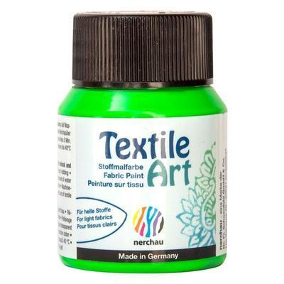 Textile Art 59 ml barva na světlý textil - zelená neon - 1