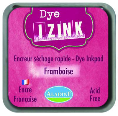 Inkoust Izink rychleschnoucí - Framboise, malinová