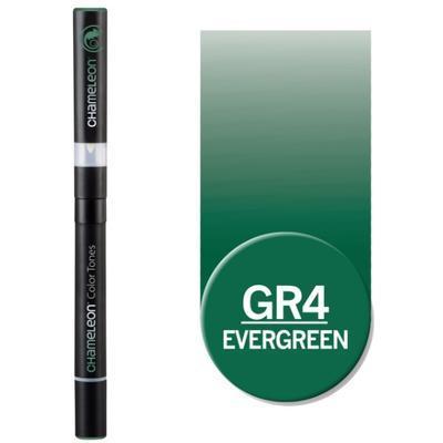 Chameleon Color Tones  Evergreen - GR4 - 1