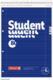 Student blok A4 pro leváky, linka 80 listů spirála - modrý - 1/2