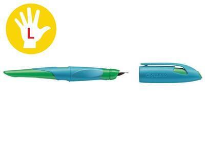 Stabilo EASYbirdy Pero pro leváky - nebeská modř/zelená  - 1