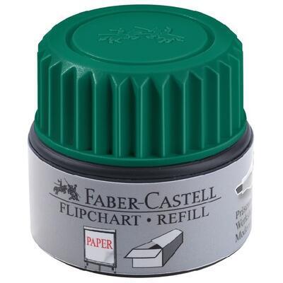 Faber-Castell Náplň Flipchart GRIP 1538 - zelená - 1