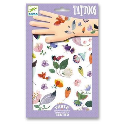 Djeco Tetování - Něžné motivy
