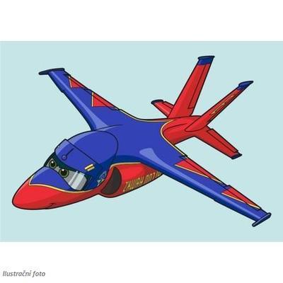Obrázek pro pískování  23x33 cm - Letadlo
