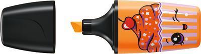 Stabilo Zvýrazňovač BOSS MINI Sweet Friends - oranžový - 1