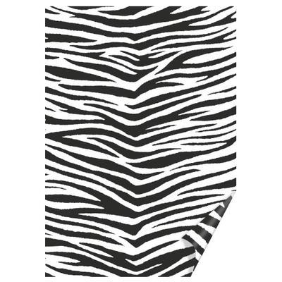 Fotokarton 50x70cm, 300 g/m2 - zebra