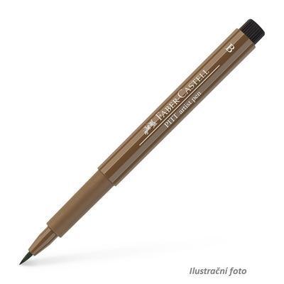 Faber-Castell PITT Artist Pen B - nugát č. 178 - 1