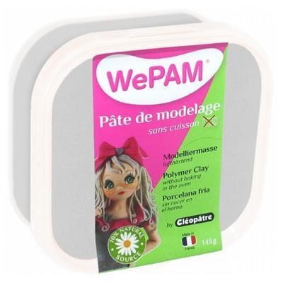 Modelovací hmota WePAM 145 g - stříbrná