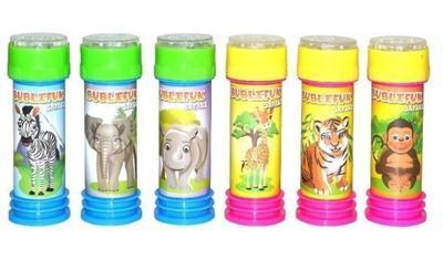 Bublifuk s vůní - Safari